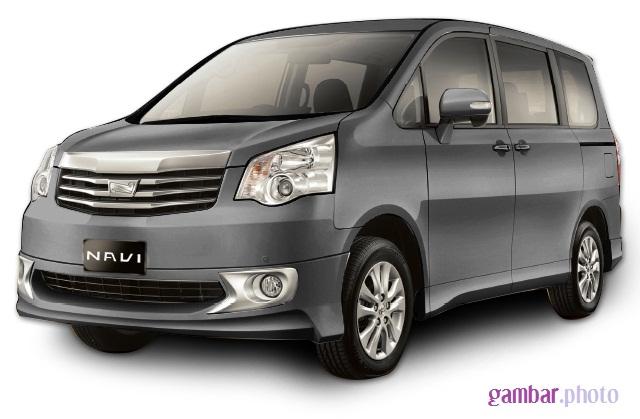 Toyota NAV1 Silver Metalic color