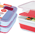Amazon: $6.34 (Reg. $11.12) Cool Gear Expandable On The Go with Bonus Steamer Tray, 2-Pack!
