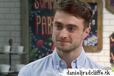 Updated(2): Daniel Radcliffe on The Kitchen