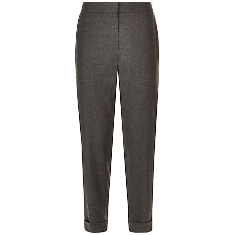 Jaeger flannel ruby trousers