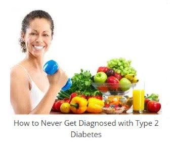 How to Never Get Diagnosed with Type 2 Diabetes