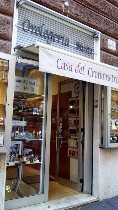 IMG 20140530 171515+ +C%C3%B3pia - Relojoaria de confiança em Roma, próximo ao Vaticano