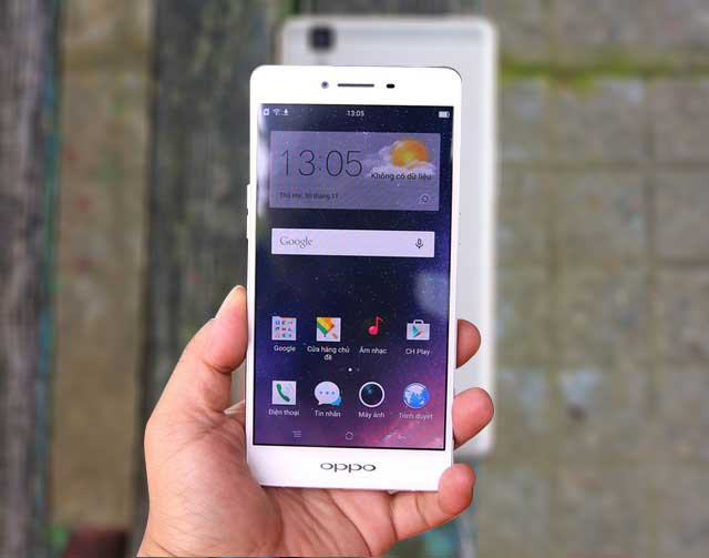 Cara Flashing Oppo R7s Tanpa PC