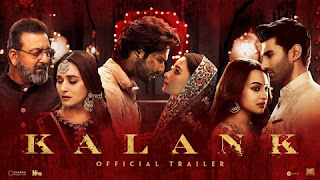 Madhuri Dixit and Sanjay Dutt have failed in 'KALANK'