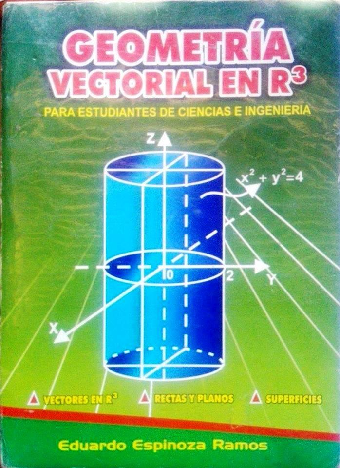 Geometría vectorial en R3 – Eduardo Espinoza Ramos