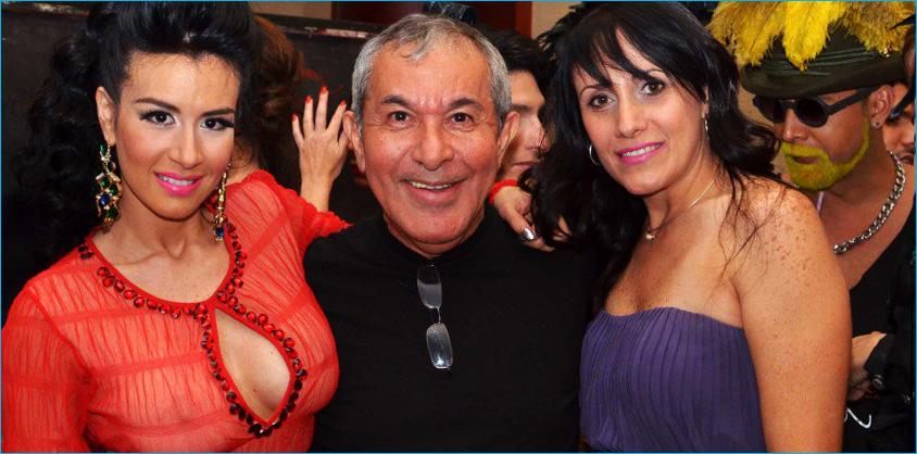 de que murio octavio vazquez disenador venezuelano