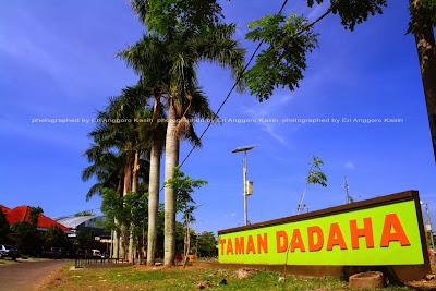 Taman Dadaha di Tasikmalaya