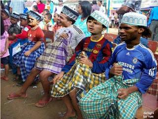 Hukum Mengadakan Pesta Sunnatan / Walimatul khitan