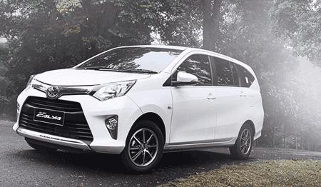 Gambar Mobil Toyota Calya 2018 Kumpulan Gambar Menarik