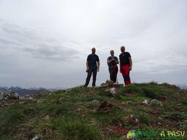 Cumbre del Pico o Cerru Facéu