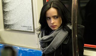 jessica jones: la heroina encuentra un nuevo amor en las nuevas imagenes del set