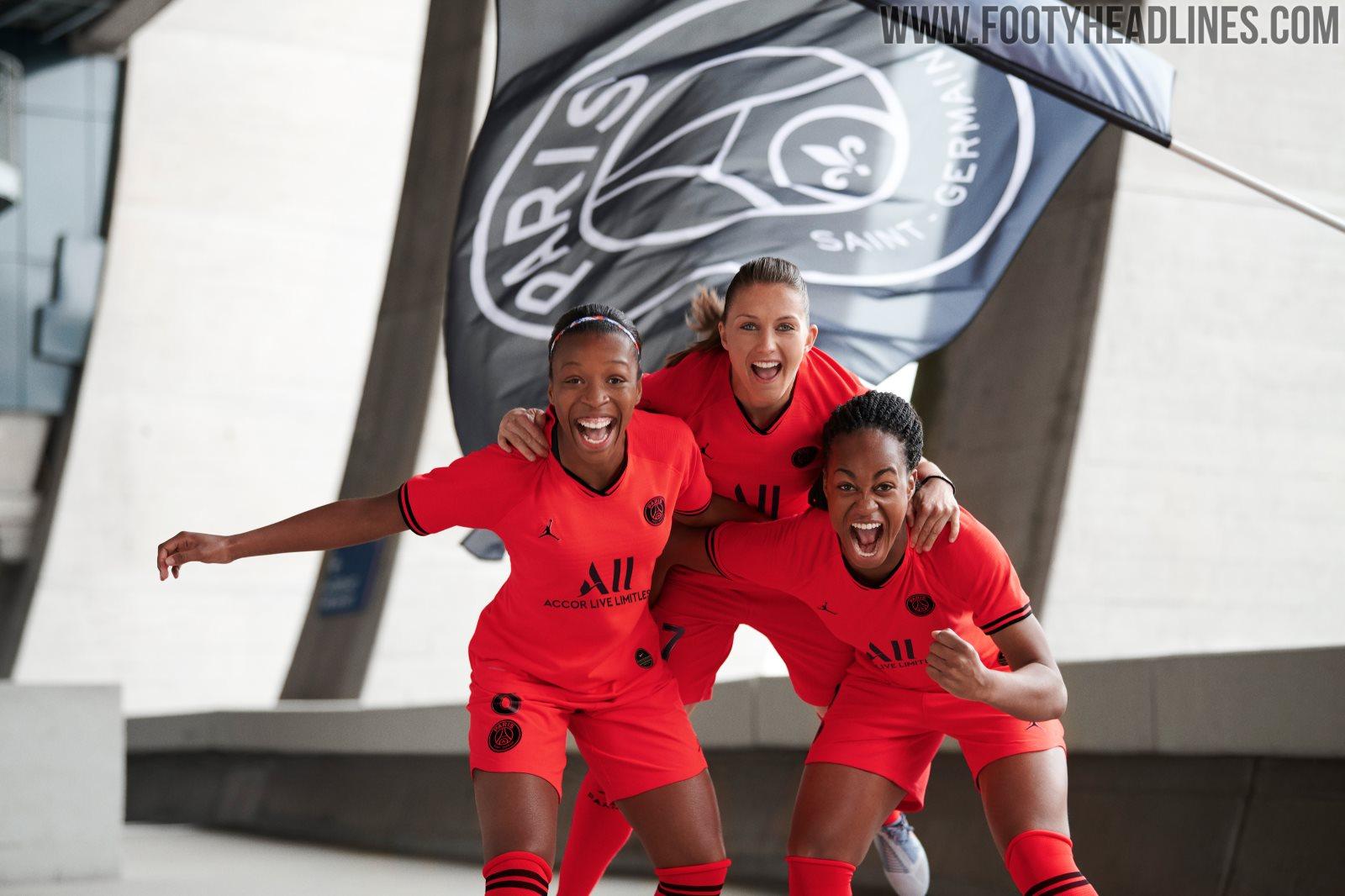 Jordan PSG 19-20 Away Kit Released