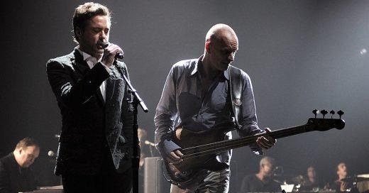 Robert Downey Jr. canta con Sting y sorprende a todos