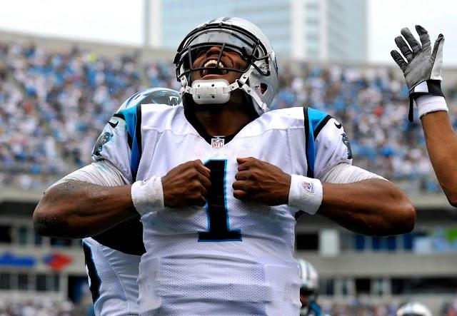 Cam Newton: de novato promissor à destaque do Panthers