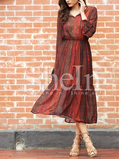 http://www.shein.com/Red-Print-Pleated-Midi-Dress-p-255986-cat-1727.html