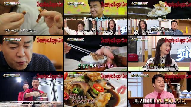 Baek Jong-won's Top 3 Chefs Ep71 Eng Sub