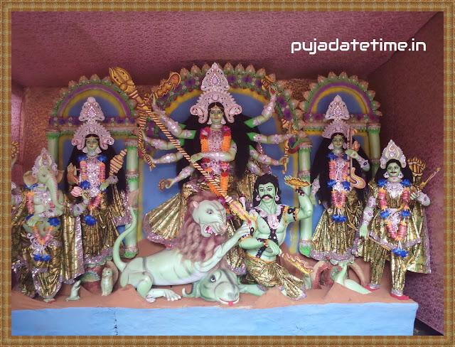 Kumar Para Sarbajanin Durga Puja Live 2016- Kushmandi