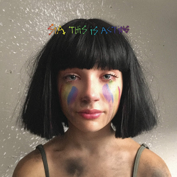 Sia - This Is Acting (Deluxe Version) Cover