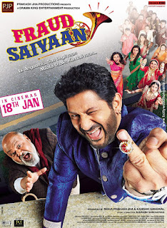 Fraud Saiyyan (2019) Hindi Full Movie Pre-DVDRip 700MB Download