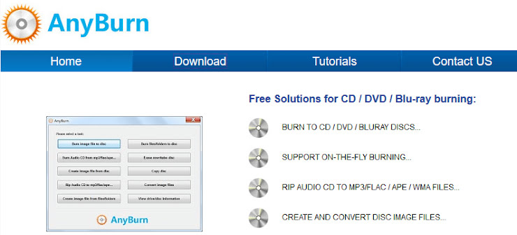 8 Best Free CD-DVD Burning Software