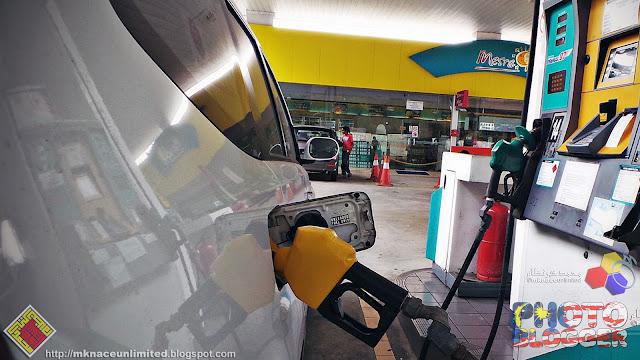 Harga Runcit Petrol RON95, RON97 Dan Diesel Turun Mulai Esok
