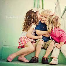 Top latest hd Baby Boy to Girl frist kiss images photos pic wallpaper free download 20