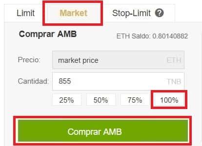 Dónde Comprar Moneda Cripto Ambrosus AMB Amber