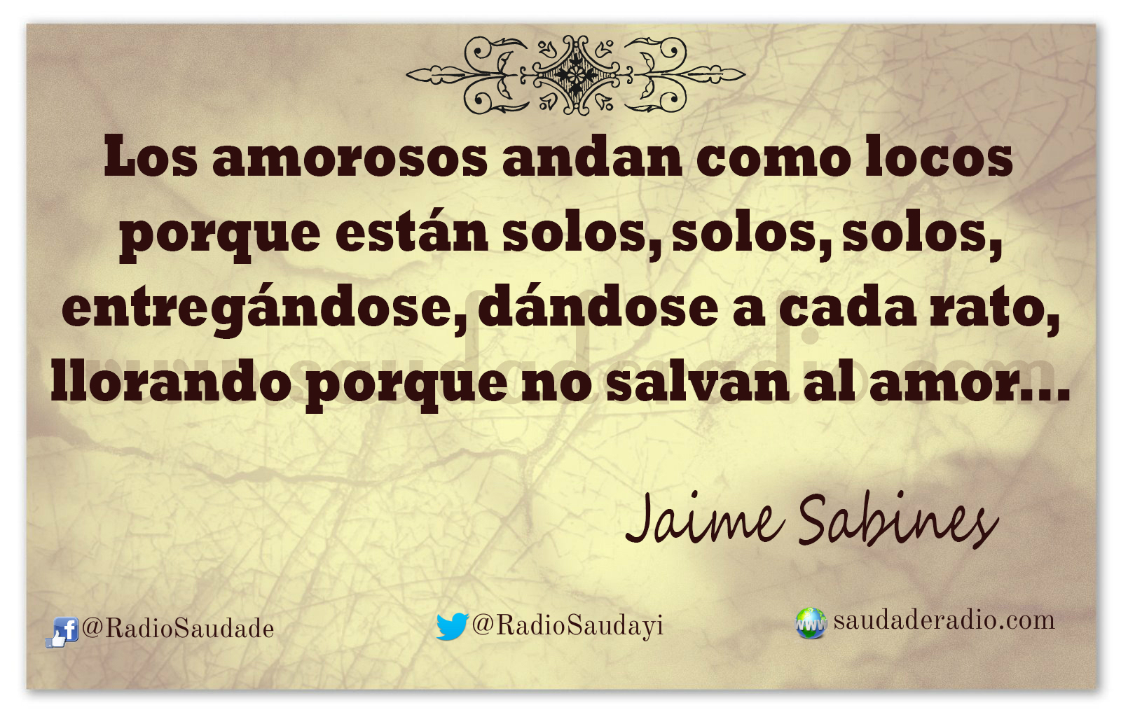 Pequena Del Amor Jaime Sabines