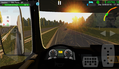 Screenshot Heavy Truck Simulator