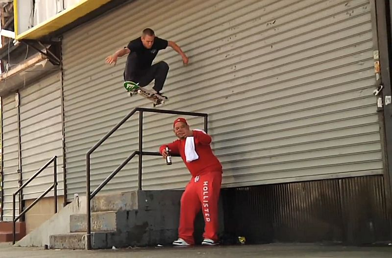 Best Skate Video 2014 - Brandon Westgates Zoo England Part - Atomlabor Blog
