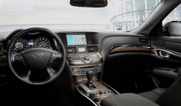 2018 Infiniti Q70 Interior Concept