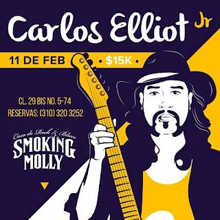 CARLOS ELLIOT JR. LIVE