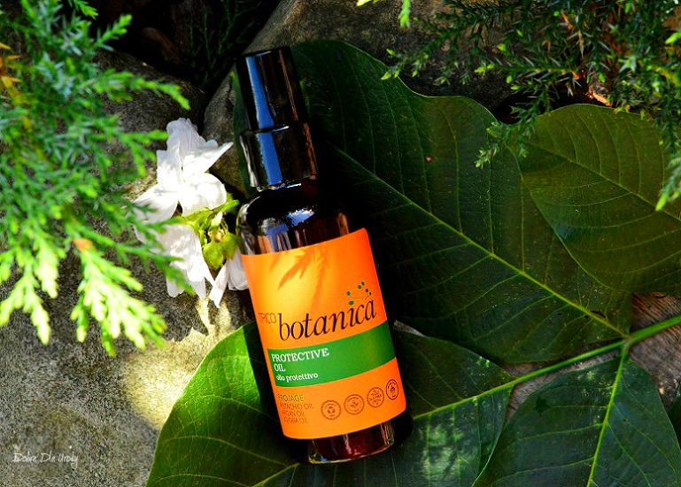 Ochronny olej do włosów Pro-Age Trico Botanica recenzja
