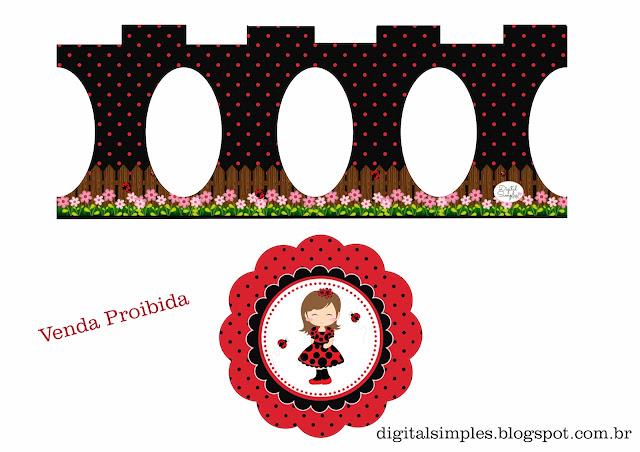Mariquitas: Stand para Cupcakes para Imprimir Gratis.