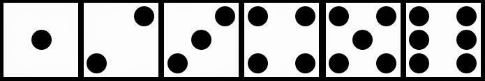 The Math Blog: Probability - Throwing Dice