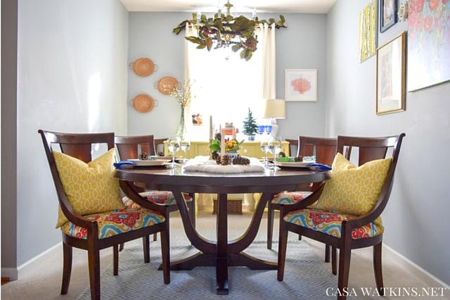 One Room Challenge: Dining Room Makeover Week 1 - Casa Watkins Living