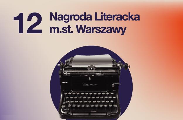 Nagroda Literacka m.st. Warszawy - 12. edycja