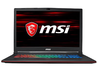 Specification GP63 Leopard 8RD | MSI