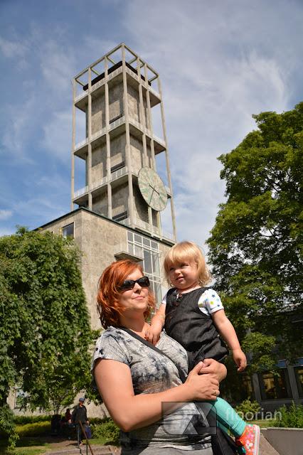 Modernistyczny Ratusz w Aarhus - atrakcje turystyczne w duńskim Aarhus