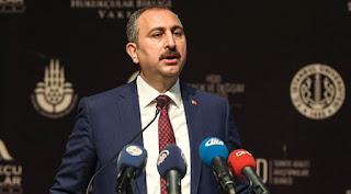 Adalet Bakanı Gül'den OHAL açıklaması.