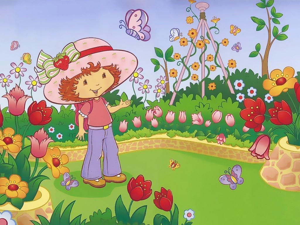 Strawberry Shortcake Girl Wallpaper Moranguinho Imagens Da Moranguinho