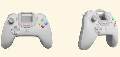 Kickstarter Next Gen Dreamcast Controller RF
