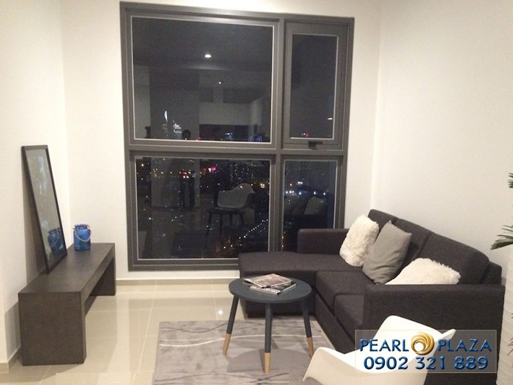 Pearl Plaza apartment for sale 2 bedrooms 101sqm river view floor 20 - picture 2