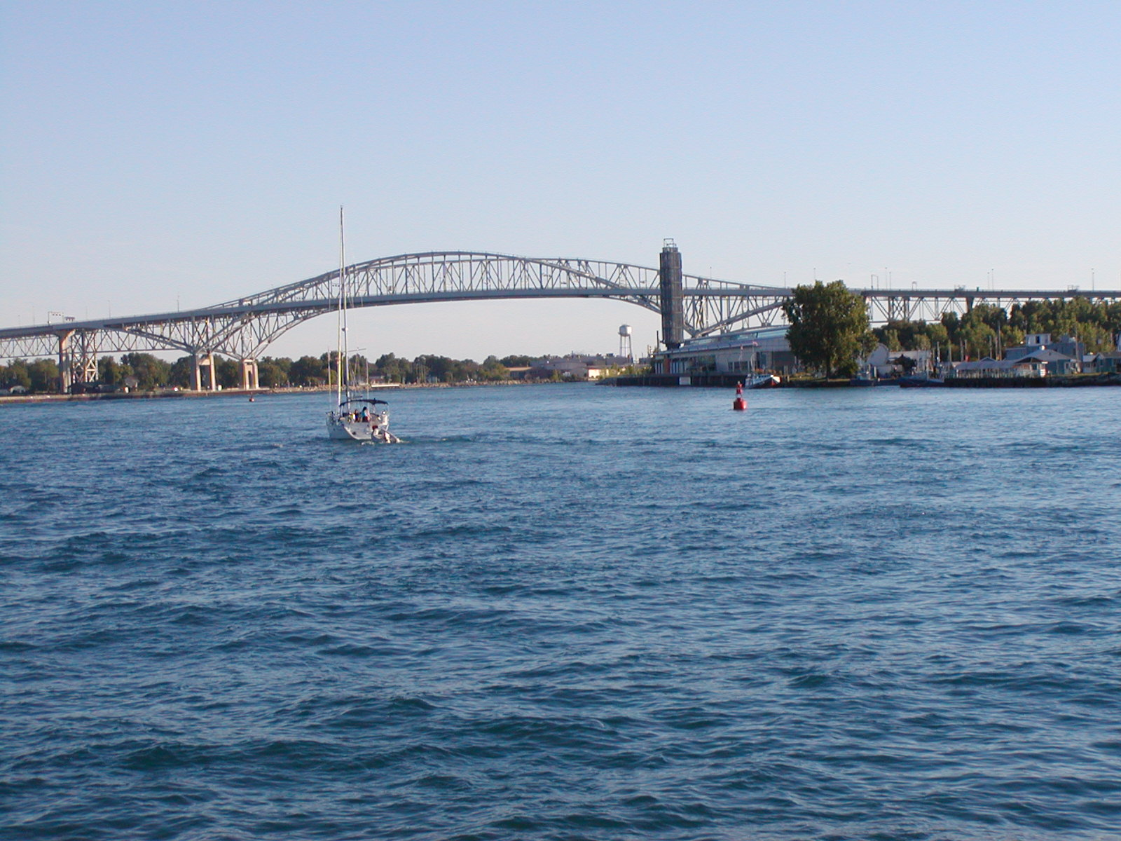 Port Huron To Harbor Beach Mi