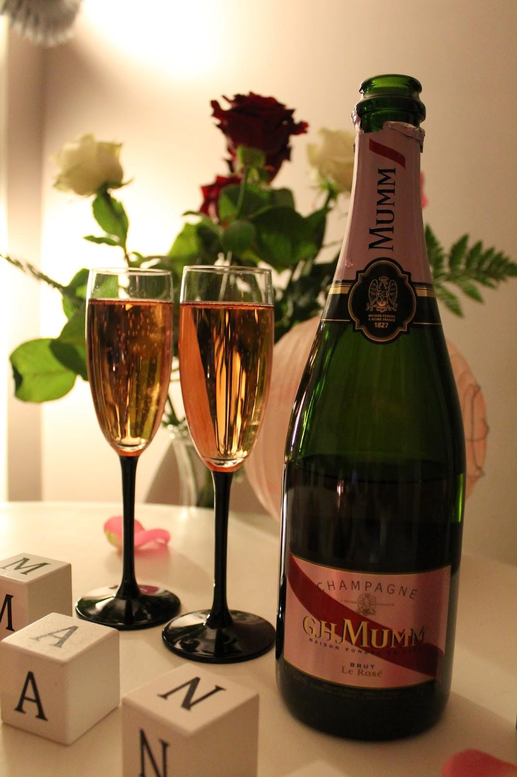 saint valentin coeur love amoureux valentines day gh mumm champagne rosé renato montagner edition limitée