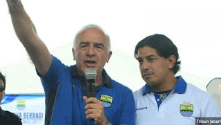 Filosofi Bermain Mario Gomez Tak Butuh Perombakan Besar di Skuat Persib Bandung