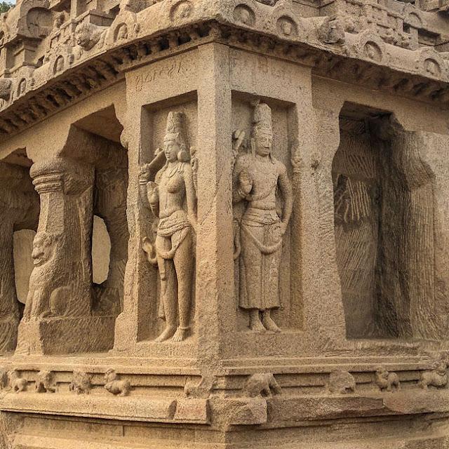 dharmaraj ratha mahabalipuram photo