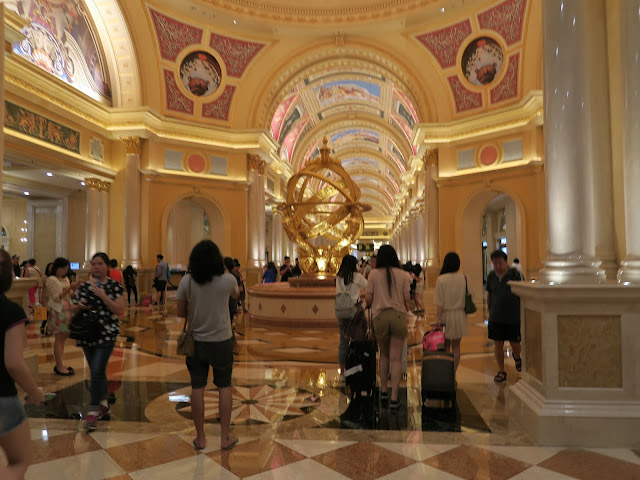 Macau ; Venetian Hotel