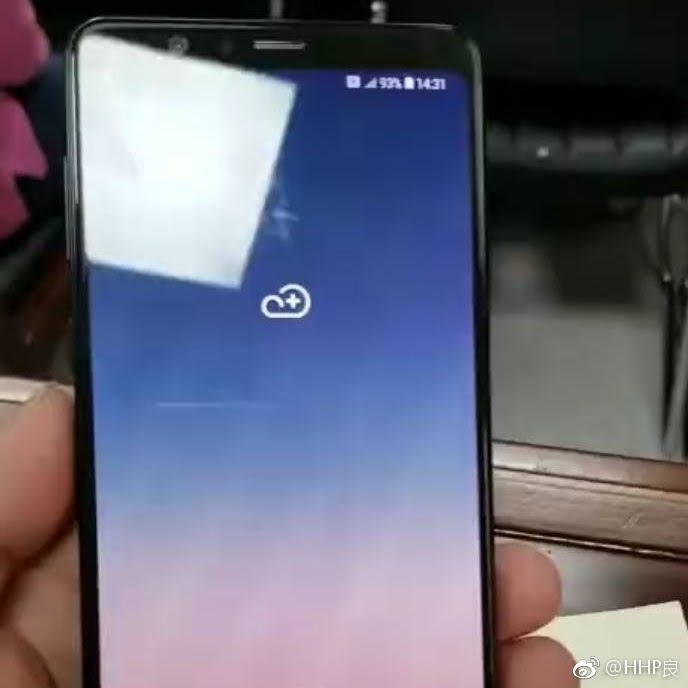 The Samsung Galaxy A9 Star 6.28 Inch Full HD+ Super AMOLED Display