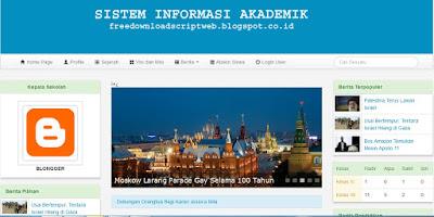 Script PHP Mysql, Sistem Informasi, Souce Kode PHP MySQl, Script Web Sekolah